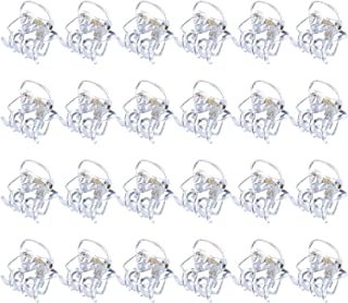Best clear claw clips Reviews