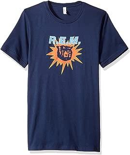 R.e.m. Monster Burst Mens Soft T-Shirt