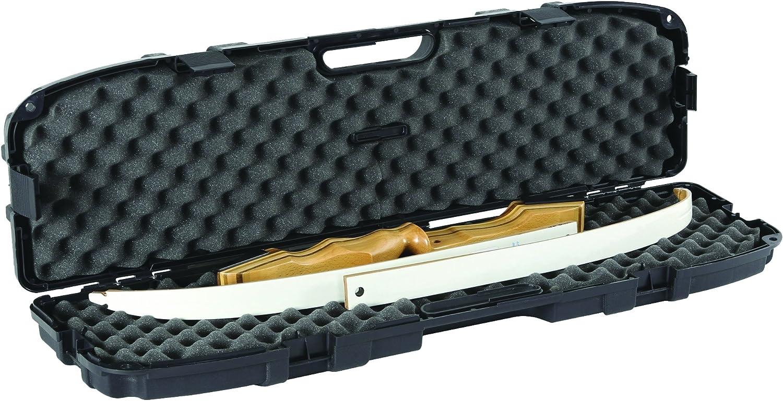 Plano Bow Max Recurve Case, Black, 36Inch