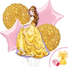 Costume SuperCenter Beauty and the Beast Belle Balloon Bouquet Kit