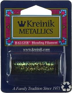 Star Pink f/ür 55-Yard Kreinik Blending Filament 50/m Metallic Gewinde N/ähen