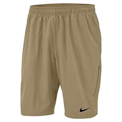 Nike N.E.T. 11 Woven Short (Parachute Beige/Black) Men