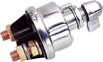 Cole Hersee 75908 Silver 2000 Amp Master Disconnect Switch