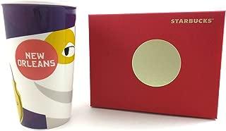 Starbucks 2015 Red Dot Collection New Orleans Travel Tumbler Mug