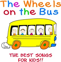 The Wheels on the Bus - The Best Songs for Kids