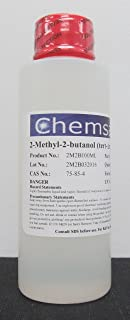 2-Methyl-2-butanol, 97.5+%, 100ml (tert-Amyl Alcohol)