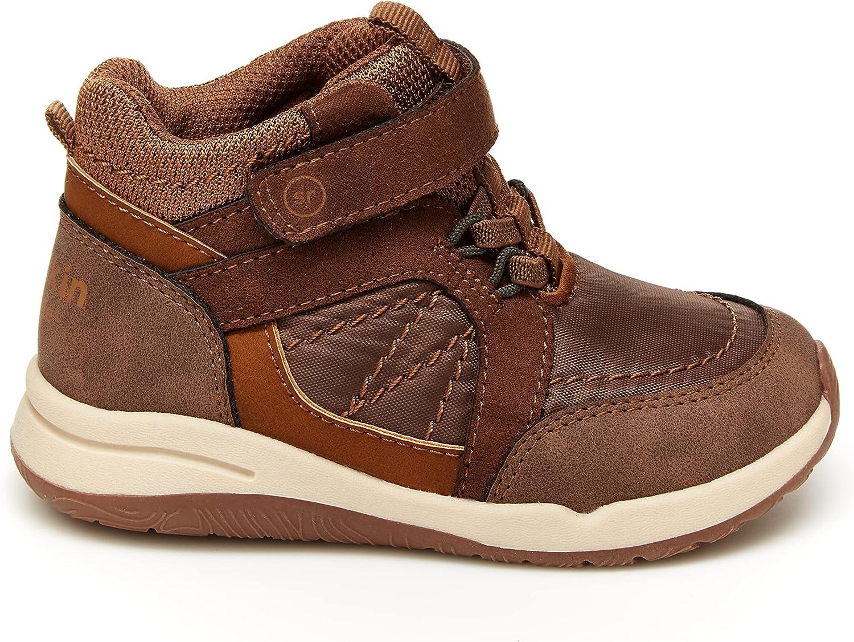   Stride Rite Unisex-Child Maple Mid-top Sneaker   Sneakers