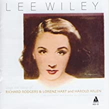 Lee Wiley Sings the Songs of Rodgers & Hart and Arlen