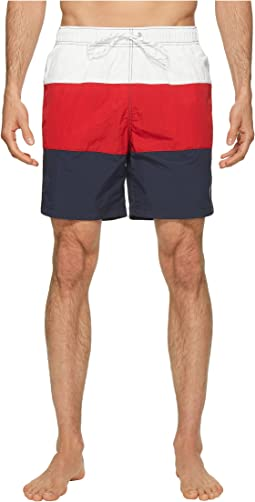 Nautica - Triblock Swim Trunk