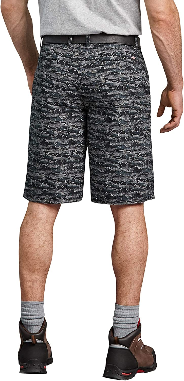 Dickies Genuine Camo Ripstop Regular Fit 13 Inch Shorts,