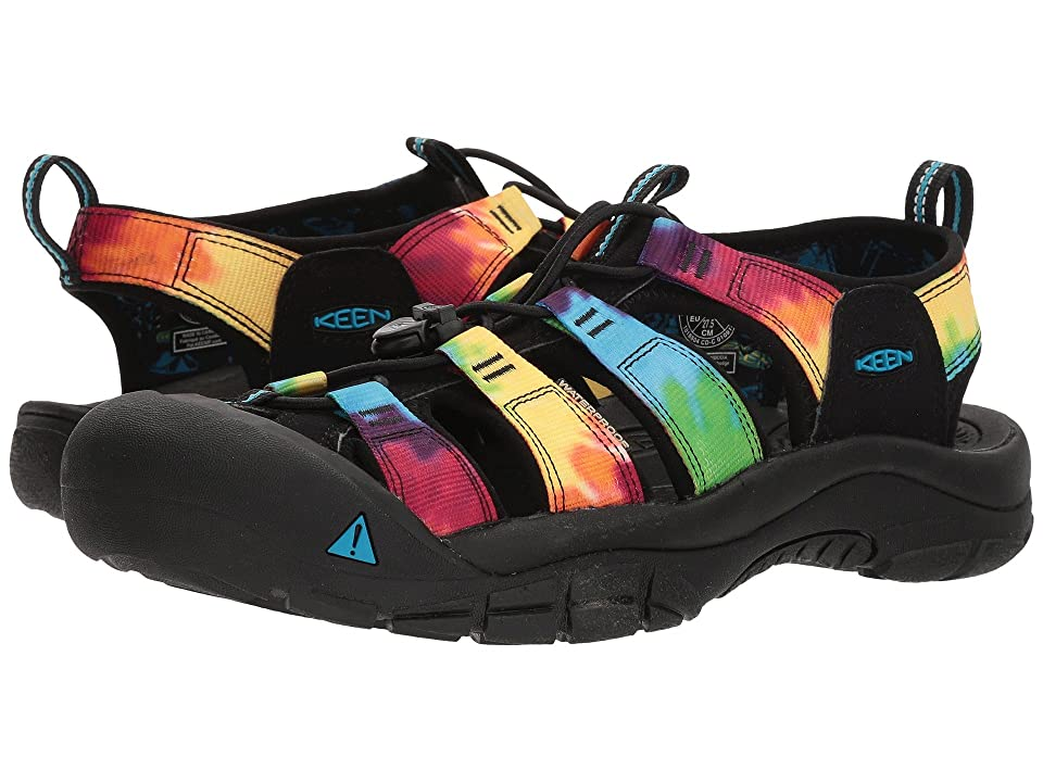 Keen Newport Retro (Original Tie-Dye) Men's Shoes