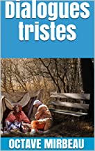 Dialogues tristes (French Edition)