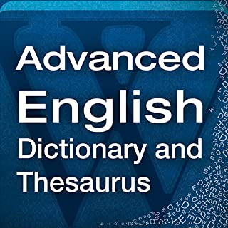 advanced english dictionary for android