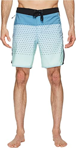 "Phantom Motion Third Reef 18"" Boardshorts"