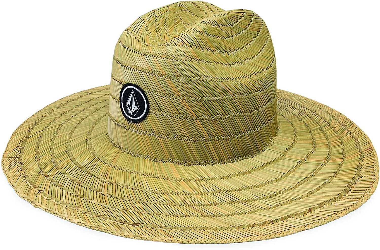 Volcom Big Boys Quarter Straw Hat