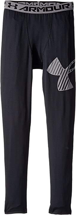 Under Armour Kids - Armour Logo Leggings (Big Kids)