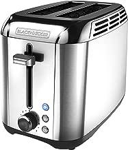 Black and Decker TR3500SD Bread toaster, Silver
