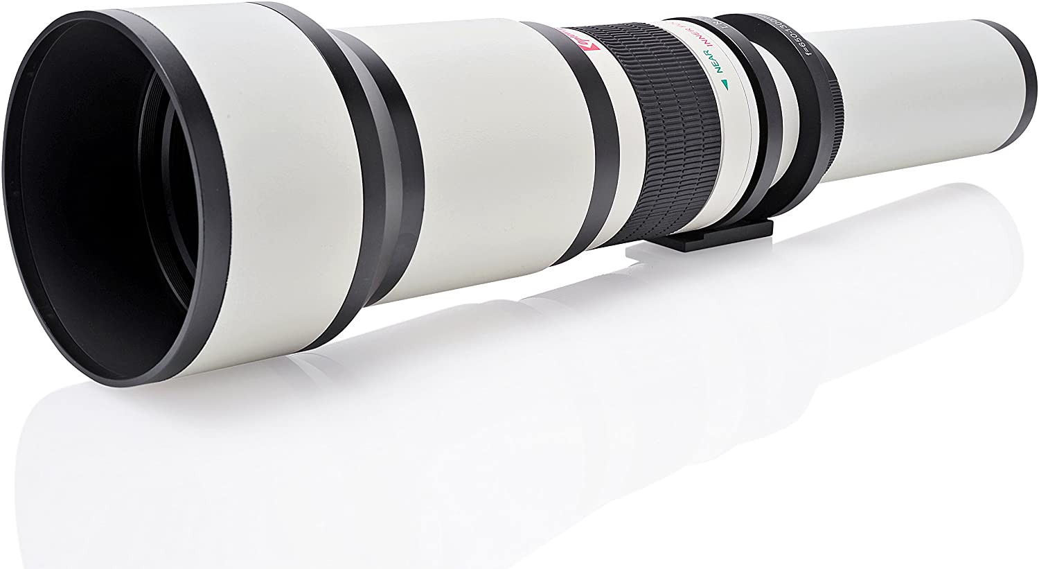 Opteka 650-1300mm Max 77% OFF Limited time cheap sale with 2X- 1300-2600mm for Zoom Lens Telephoto