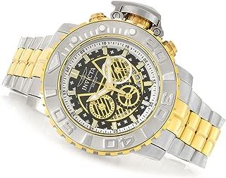 Men's 58mm Sea Hunter Gen II Swiss Quartz Chronograph Stainless Steel Bracelet Watch