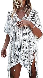 cadc704493c3 Amazon.es: vestidos blanco playa: Ropa