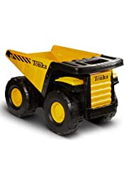 Tonka- Toughest Mightty Dump Truck Color Other El Cami/ón Volquet Funrise 90667