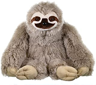 "Wild Republic Jumbo Sloth, Giant Stuffed Animal, Plush Toy, Gifts for Kids, Jumbo Cuddlekins, 30"""