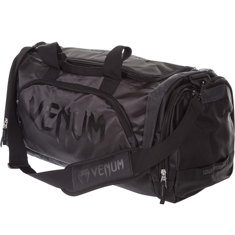 Venum Unisex Venum Sporttasche Trainer Lite 2123 Tasche, Schwarz / Schwarz Matt,