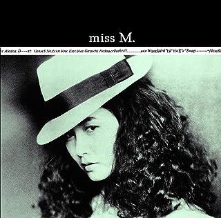 【Amazon.co.jp限定】miss M.【リマスター(HQCD)】(メガジャケ付き)