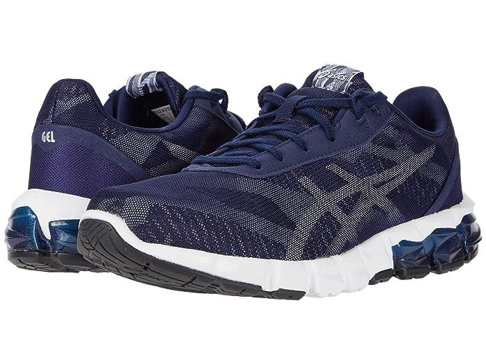 ASICS  GEL-Quantum 90 2 (Peacoat/White) Womens Running Shoes