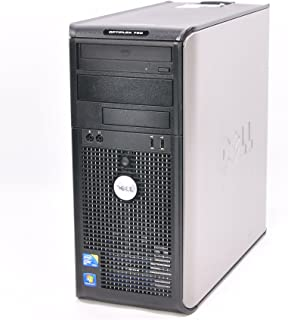 Dell Optiplex, Intel Core 2 Duo 2600 MHz, 500Gig Serial ATA HDD, 2048mb Memory, DVD ROM, Windows XP Professional-Power Cor...