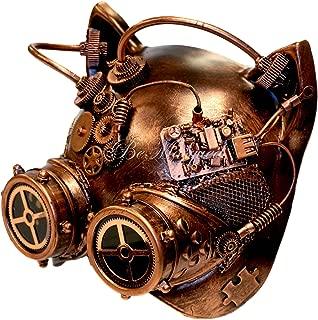 steampunk cat goggles