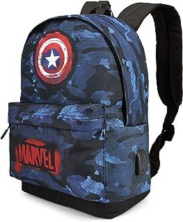 Capitán América Supreme-Mochila HS 1.2