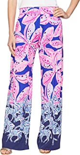 lilly pulitzer bal harbour palazzo pants