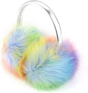 Ear Muff Earmuff Ear Warmer for Women Girls 2019 Winter Faux Fur Christmas GIfts for Mom Daughter