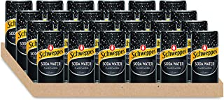 Schweppes Soda Water, 24 x 200ml