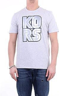 Michael Kors CS05JCCFV4 - Camiseta de manga corta para hombre