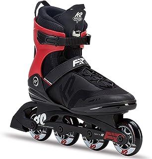 K2 F.I.T. 80 Pro 直排溜冰鞋 黑色 40.5 EU
