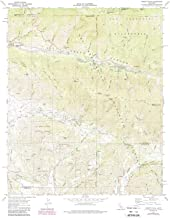 YellowMaps Forest Falls CA topo map, 1:24000 Scale, 7.5 X 7.5 Minute, Historical, 1970, Updated 1988, 26.7 x 22 in