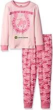 John Deere Girls' Pajama Set