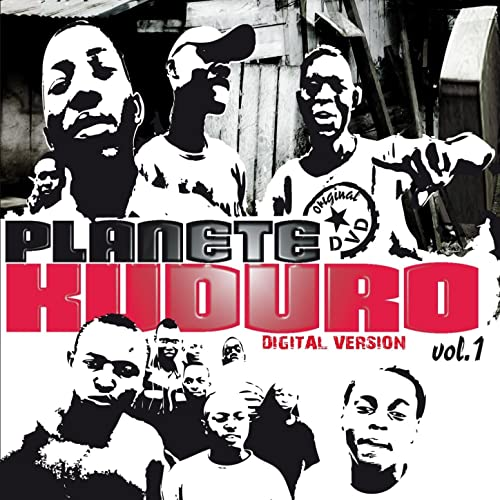 Planète Kuduro, vol.1 (Bonus Track Version)