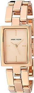 Anne Klein Women's AK/2638RGRG Rose Gold-Tone Bracelet Watch