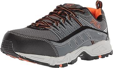 Fila Men's Memory at Peake Composite Toe Work Shoe
