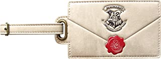 Harry Potter Letter to Hogwarts Envelope Design Embossed Luggage Tag