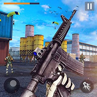 Call Of Us Army Battleground Survival Fortnight Squad  : FPS Battle Royale Shooting Game 2020