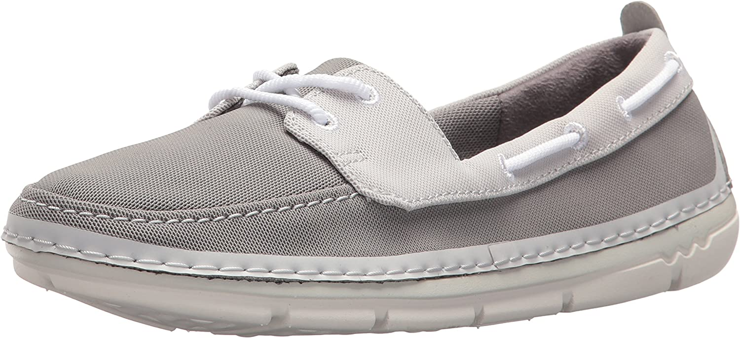 Clarks Women's Step Maro Sand Boat shoes