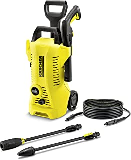 Karcher K2 Full Control Pressure Washer 110bar, 1400W for Car and Home Cleaning
