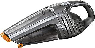 AEG HX6-35TM Aspiradora de Mano Sin Cable Sin Bolsa, Cepillo Extensible XL, hasta 35 Minutos, 78dB de Ruido, 2 Velocidades,  Ciclónica, Depósito 0.5L,Gris