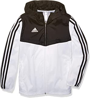 adidas Boy's Alphaskin Tiro Youth Windbreaker Jacket