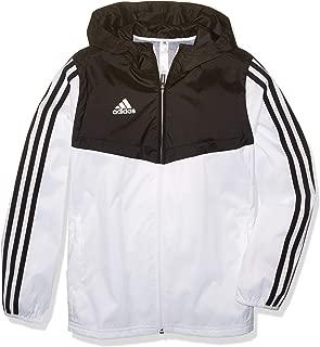 Adidas sweatshirt Black wit white 3 stripes and Depop