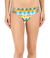 Luli Fama - Ocean Whispers Braided Side Full Bottoms